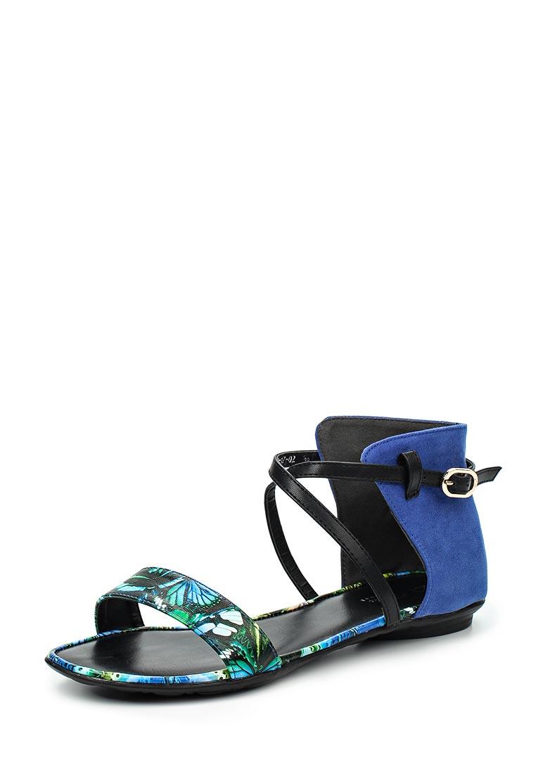 Женские сандалии Dino Ricci Select 267-17-02