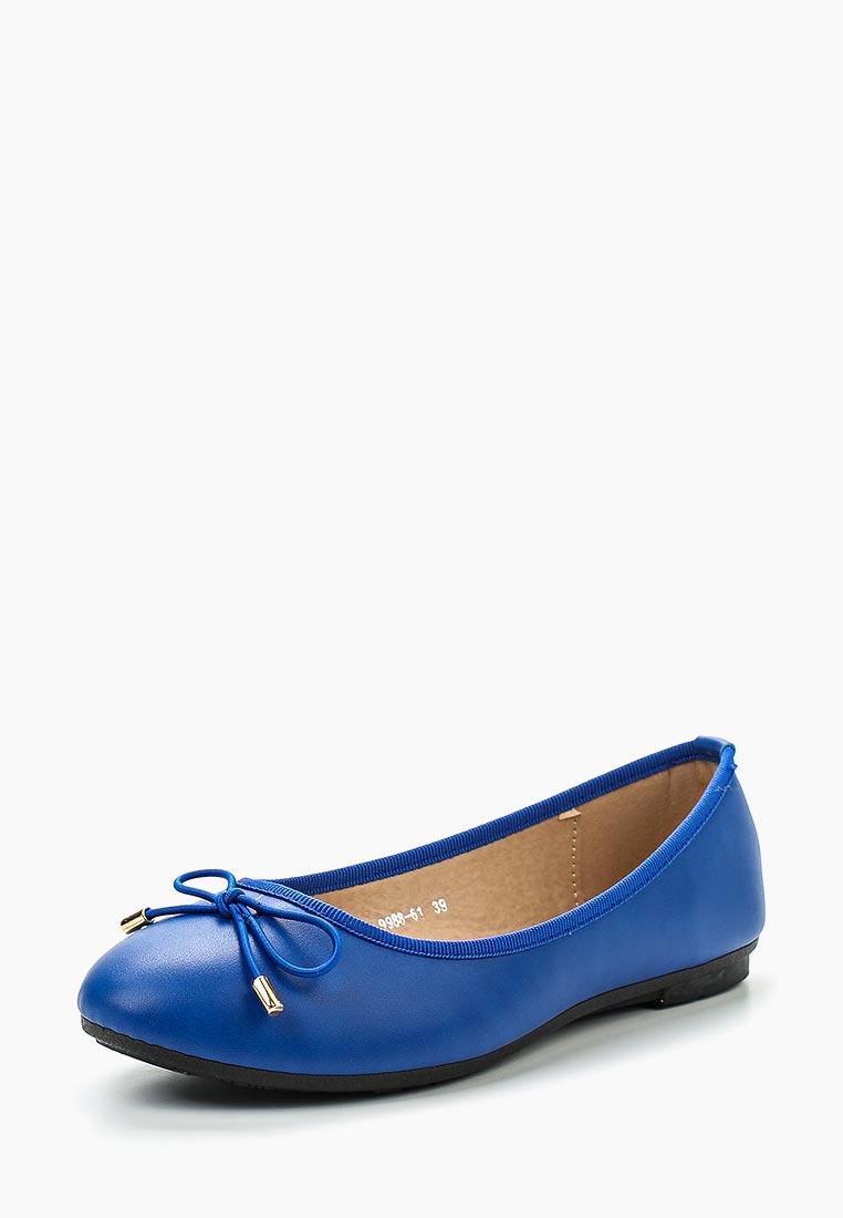 Женские балетки Diamantique F30-9988-61