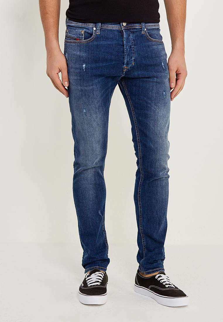 Зауженные джинсы Diesel (Дизель) 00CKRI-0688A