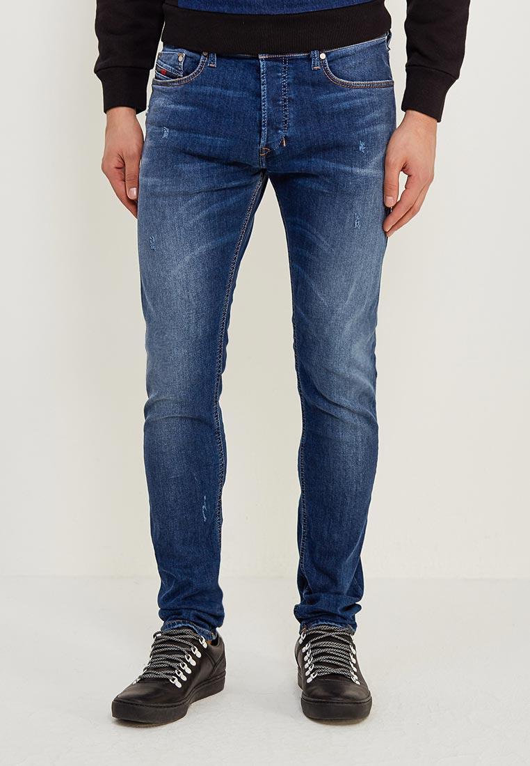 Зауженные джинсы Diesel (Дизель) 00CKRJ-0688A