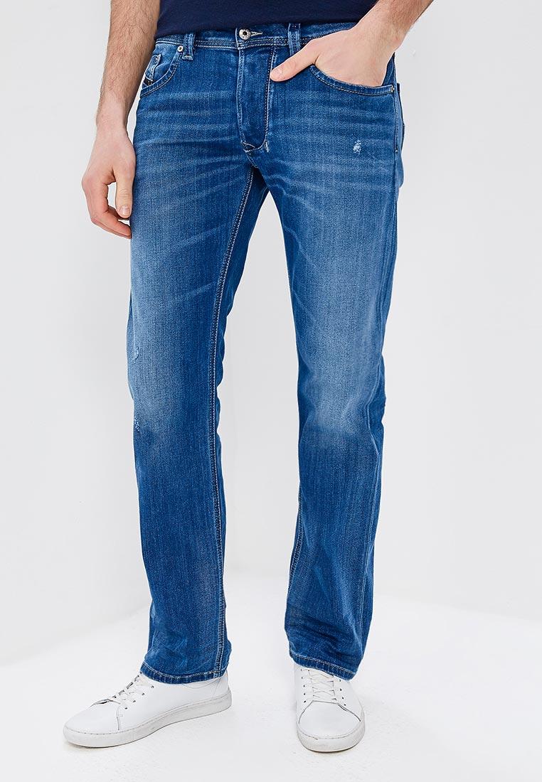 Мужские прямые джинсы Diesel (Дизель) 00C06Q084QQ