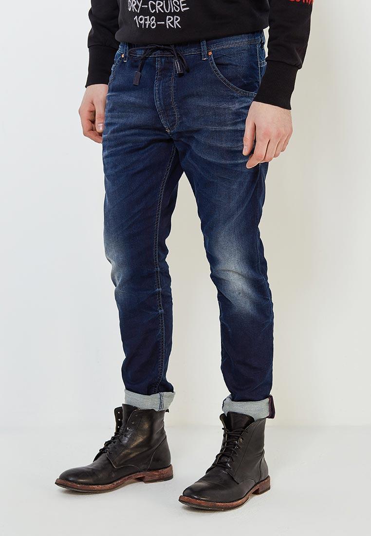 Зауженные джинсы Diesel (Дизель) 00CYKI0689B