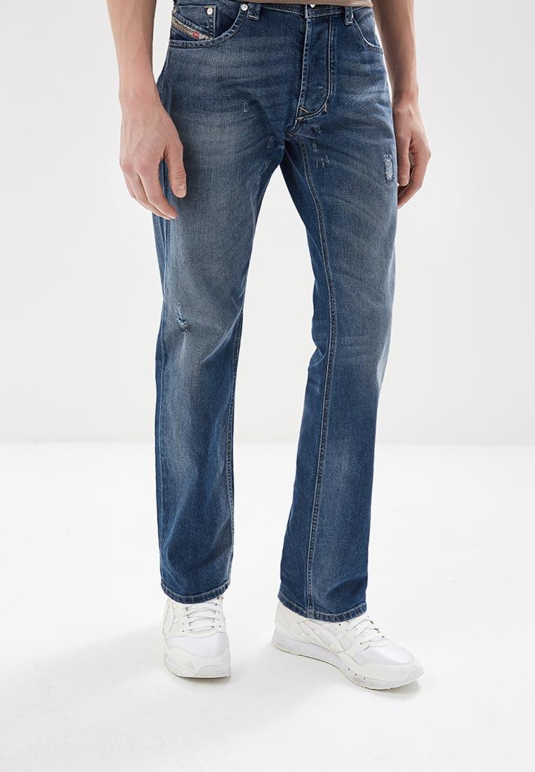 Мужские прямые джинсы Diesel (Дизель) 00C06Q084DC