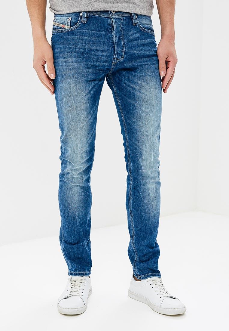 Зауженные джинсы Diesel (Дизель) 00CKRIC859R