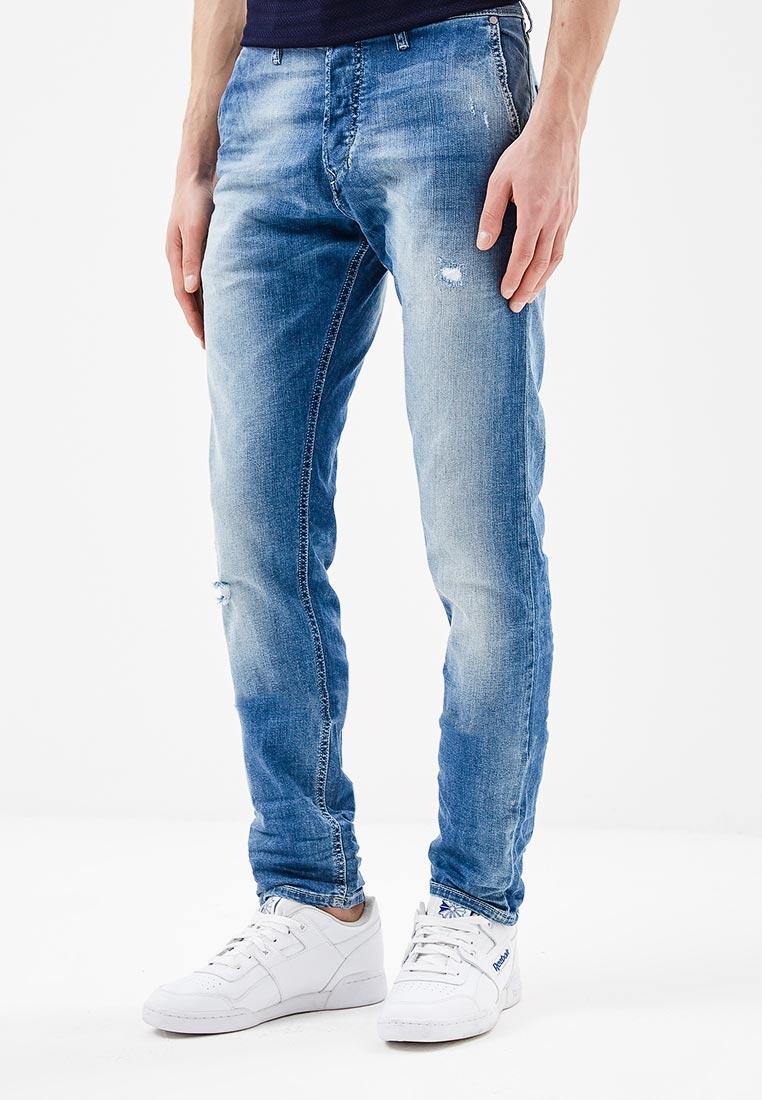 Зауженные джинсы Diesel (Дизель) 00CQ9I0681W