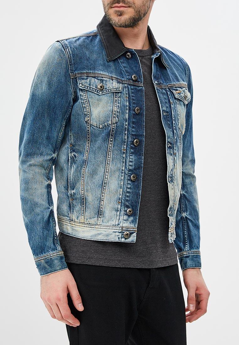 Джинсовая куртка Diesel (Дизель) 00S0Y80847K