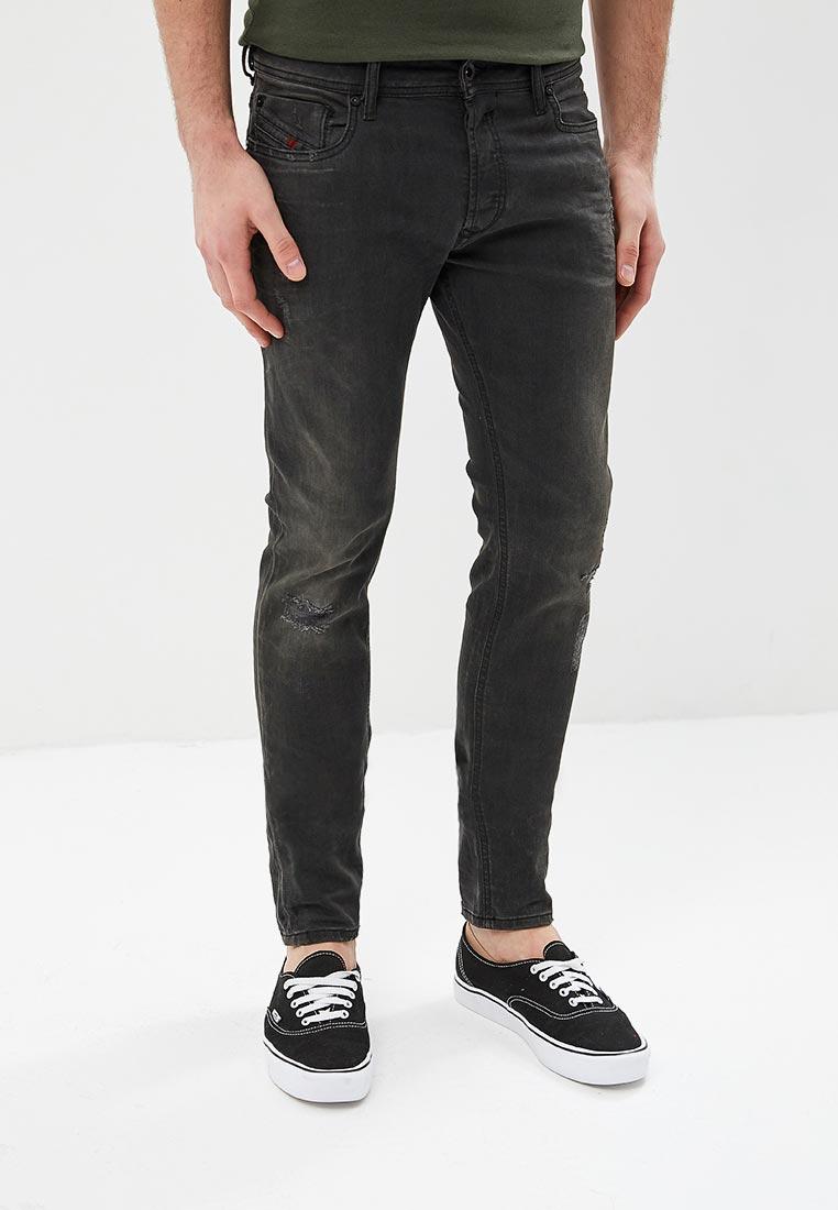 Зауженные джинсы Diesel (Дизель) 00S7VG0676P