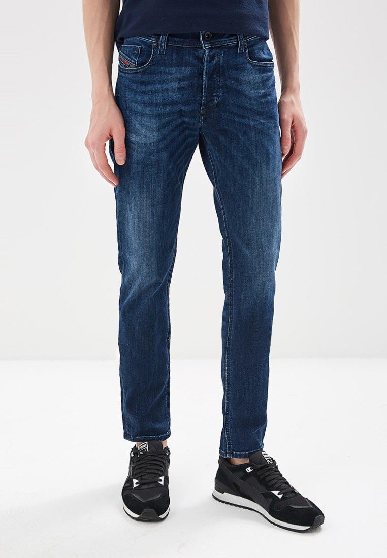 Зауженные джинсы Diesel (Дизель) 00S7VH0679K