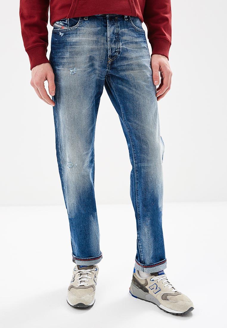 Зауженные джинсы Diesel (Дизель) 00SDHC084DD