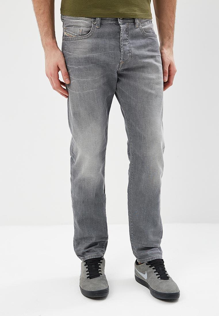 Мужские прямые джинсы Diesel (Дизель) 00SDHC0853T