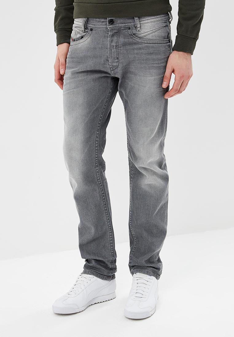 Мужские прямые джинсы Diesel (Дизель) 00SR610853T