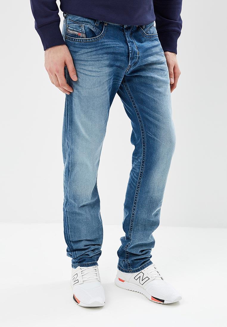 Мужские прямые джинсы Diesel (Дизель) 00SR62084DF