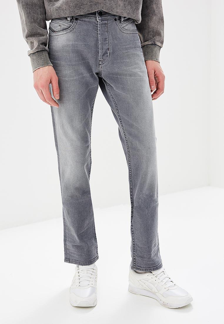Мужские прямые джинсы Diesel (Дизель) 00SR620853T