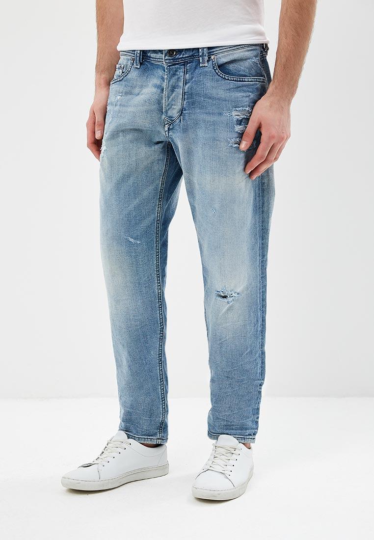 Мужские прямые джинсы Diesel (Дизель) 00SU1X0857F