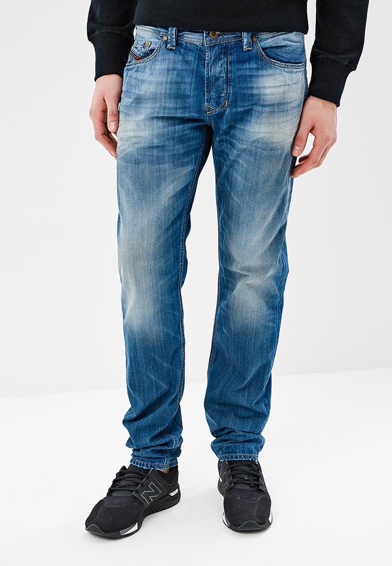 Мужские прямые джинсы Diesel (Дизель) 00SU1Y084CP