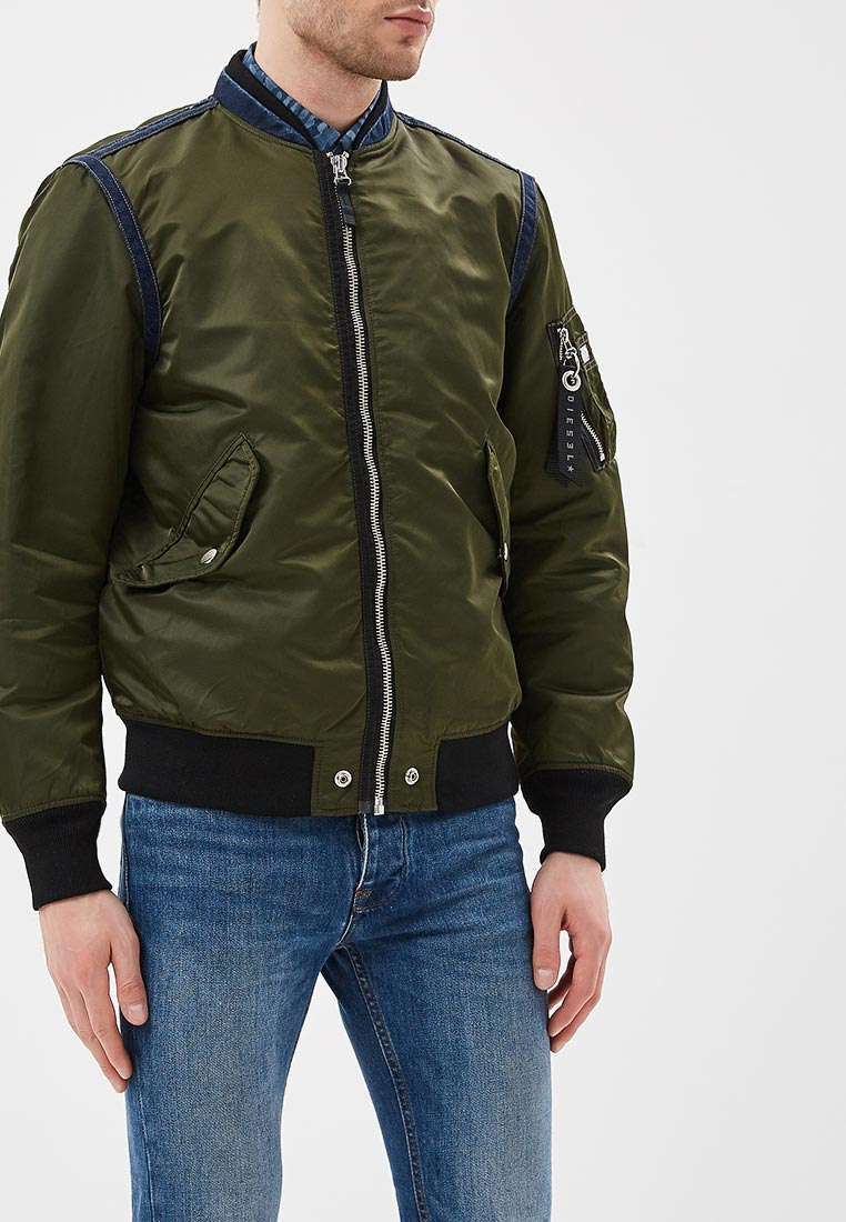 Куртка Diesel (Дизель) 00SVLV0LANN