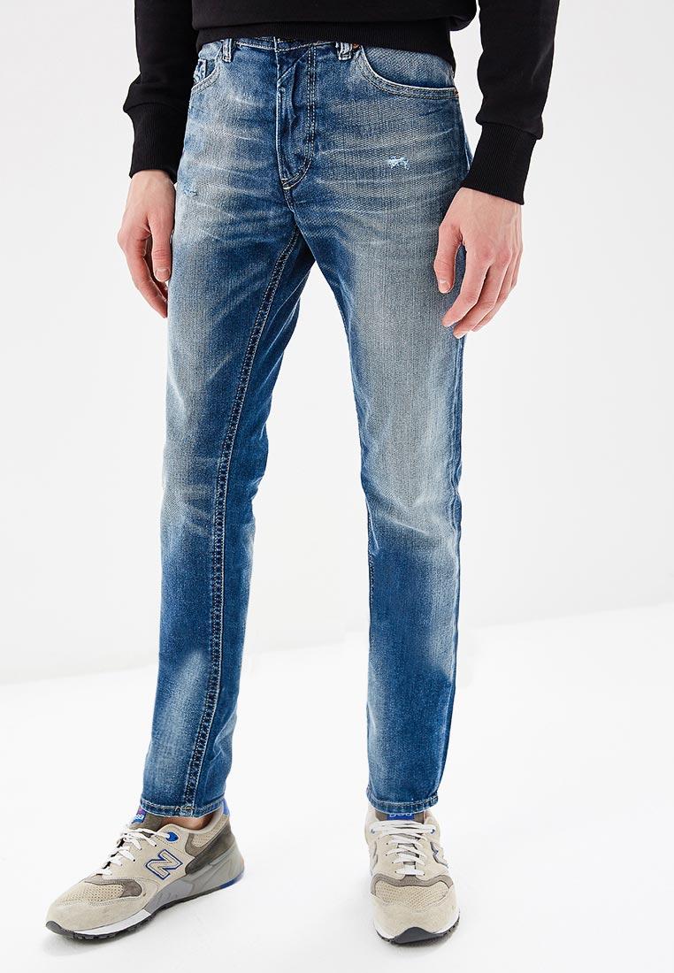 Зауженные джинсы Diesel (Дизель) 00SW1R084DD