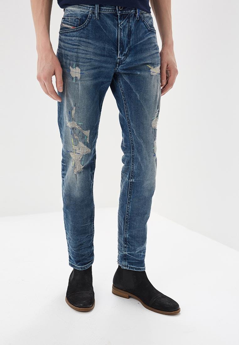 Зауженные джинсы Diesel (Дизель) 00SW1R084DG