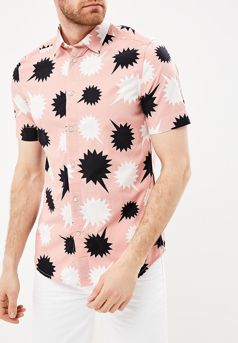 Рубашка с коротким рукавом Diesel (Дизель) 00SX08.0DAOU