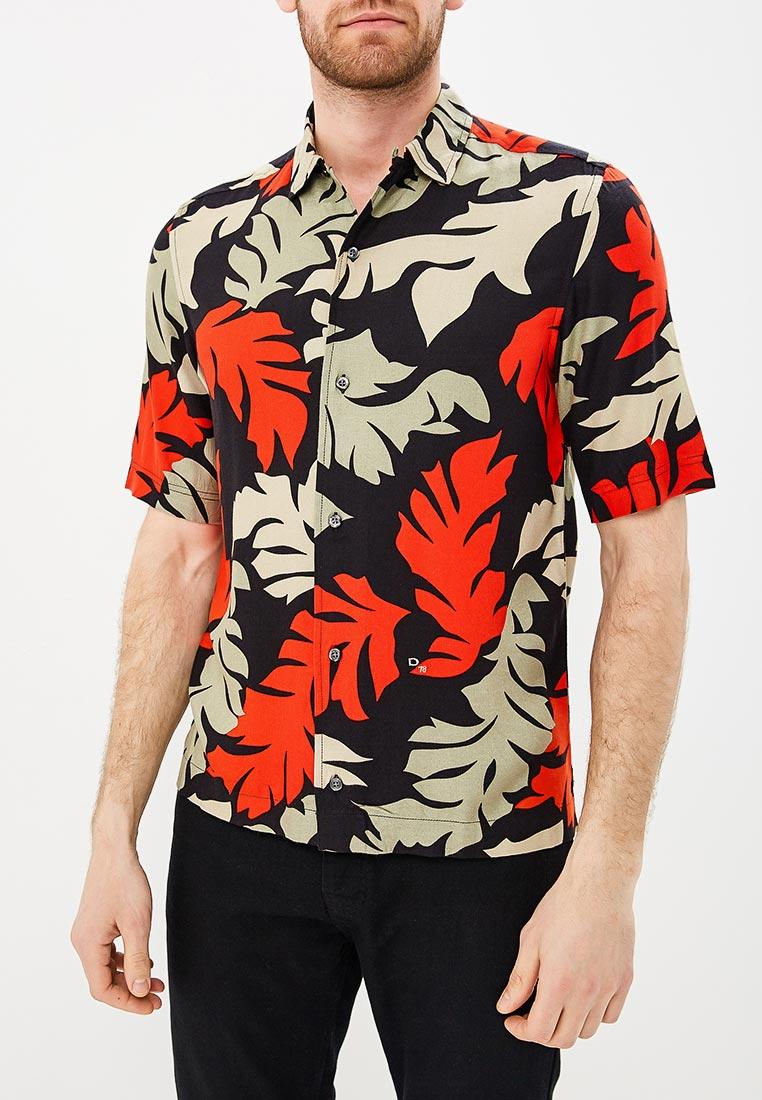 Рубашка с коротким рукавом Diesel (Дизель) 00SX09.0LAON