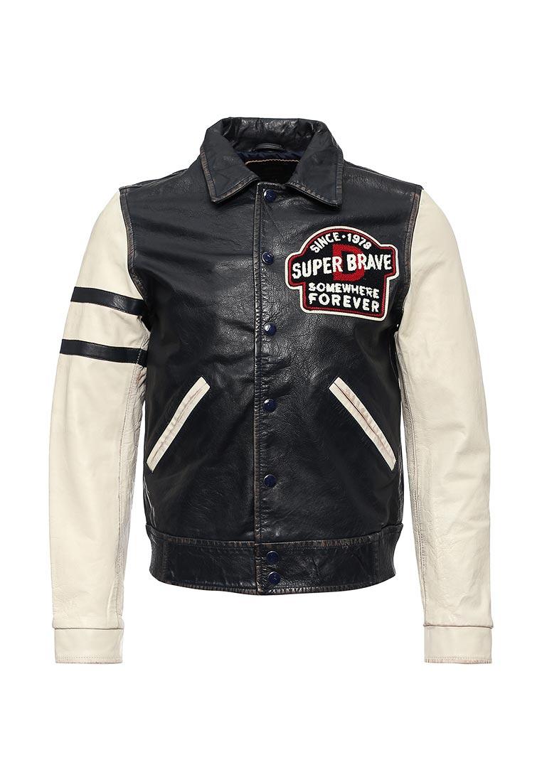 Кожаная куртка Diesel (Дизель) 00SGA9.0TAGF