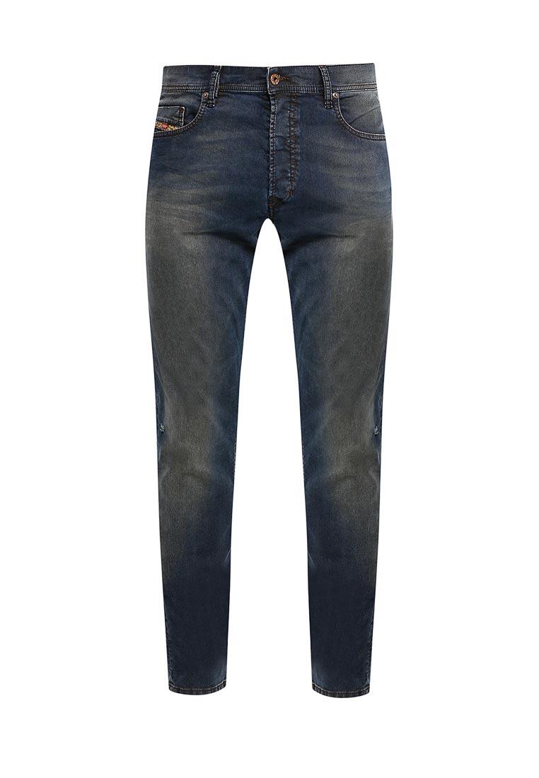 Зауженные джинсы Diesel (Дизель) 0607Y