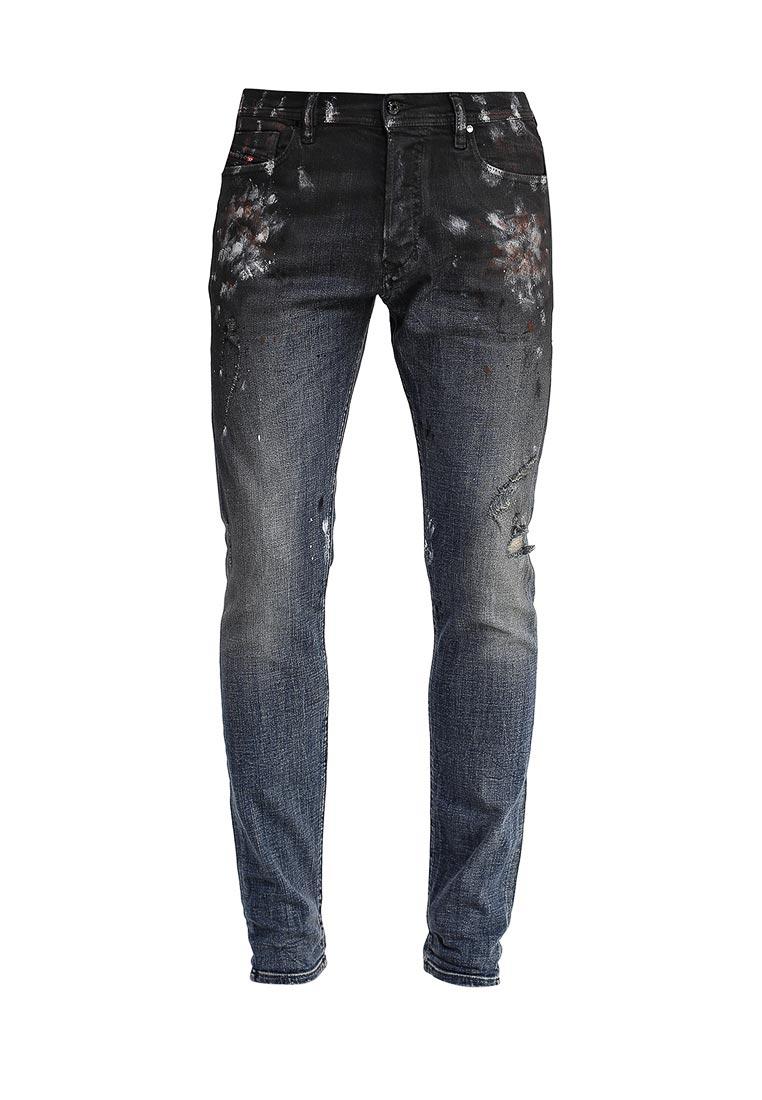 Зауженные джинсы Diesel (Дизель) 00CKRI.0840W