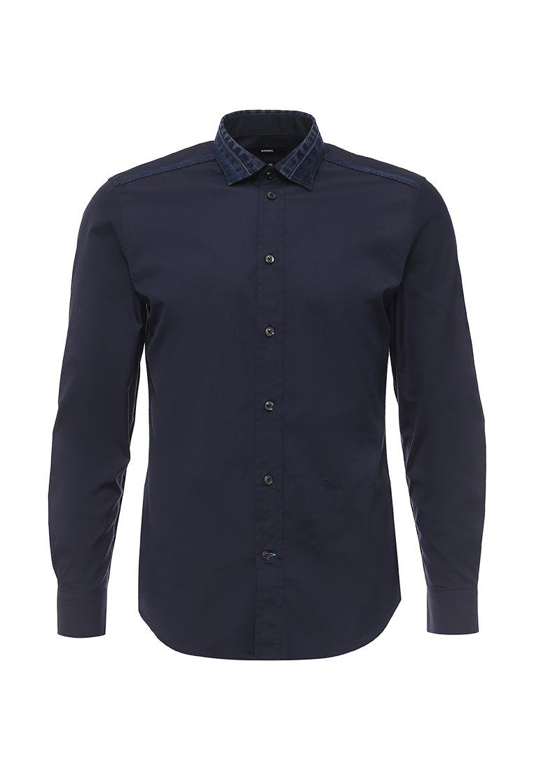 Рубашка с длинным рукавом Diesel (Дизель) 00SX0I-0GAPA/81E
