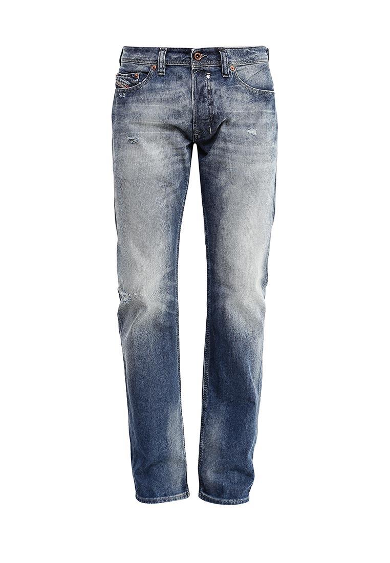 Мужские прямые джинсы Diesel (Дизель) 00C03G-084DD/01
