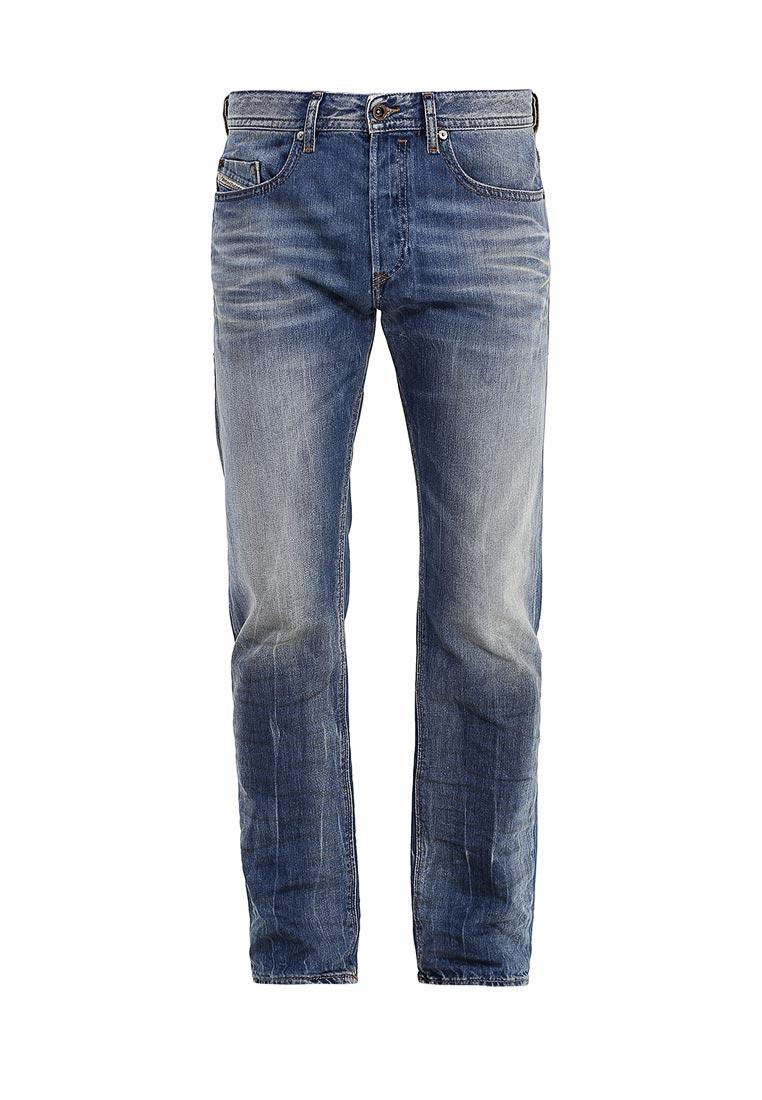 Мужские прямые джинсы Diesel (Дизель) 00SDHB.0849A