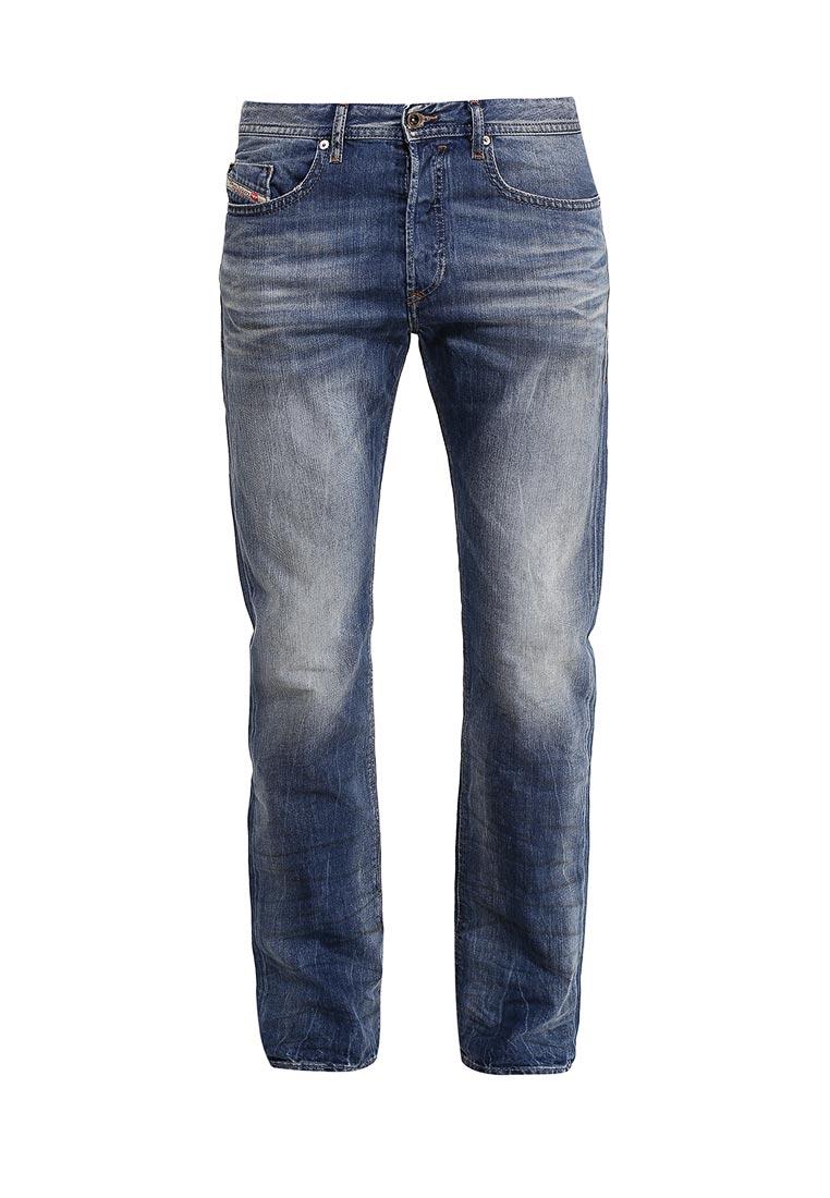 Мужские прямые джинсы Diesel (Дизель) 00SDHC.0849A