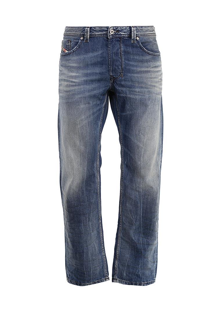 Мужские прямые джинсы Diesel (Дизель) 00C06P.0849A