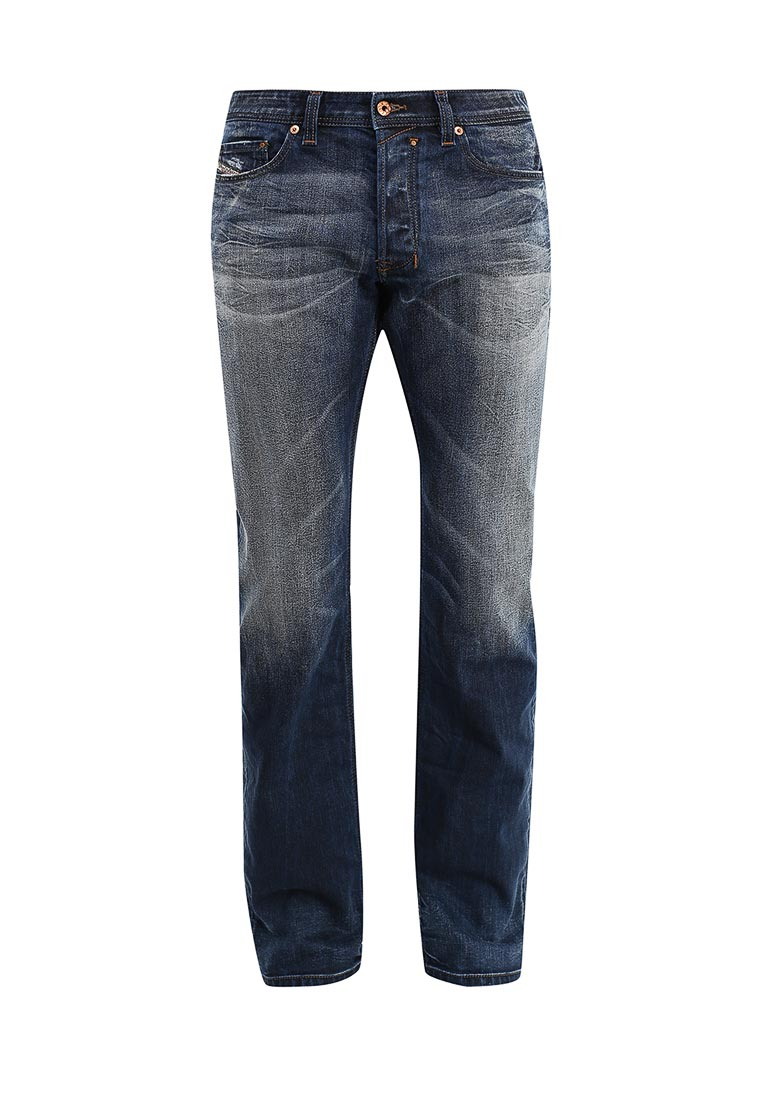 Мужские прямые джинсы Diesel (Дизель) 00C03G.0848Z