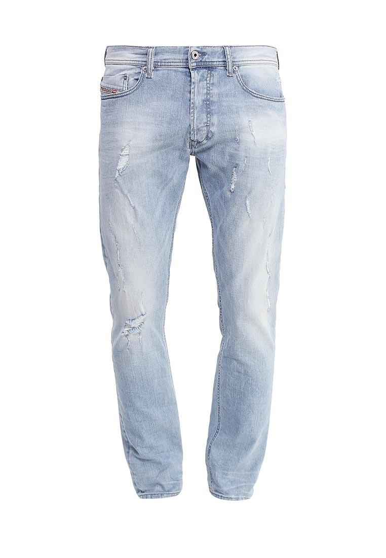 Зауженные джинсы Diesel (Дизель) 00CKRH.0849E