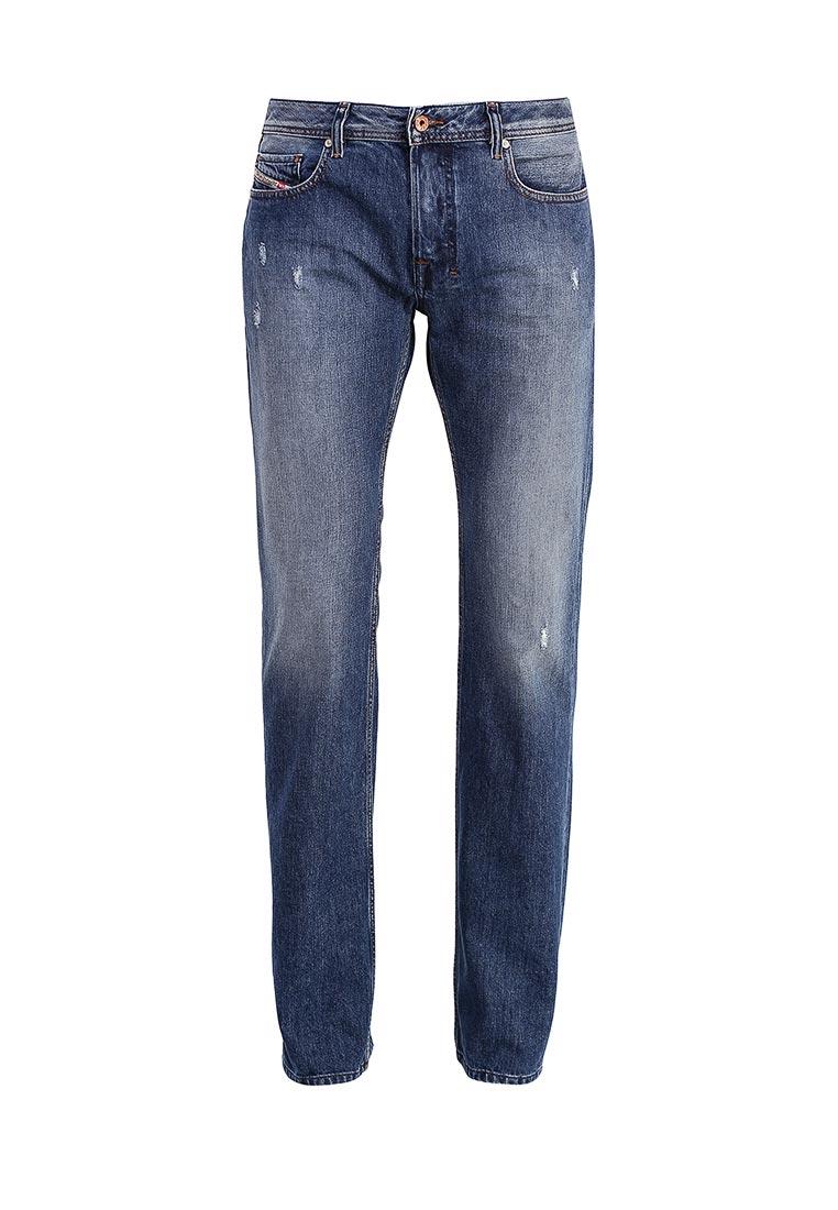 Мужские прямые джинсы Diesel (Дизель) 00ADS4.0844U