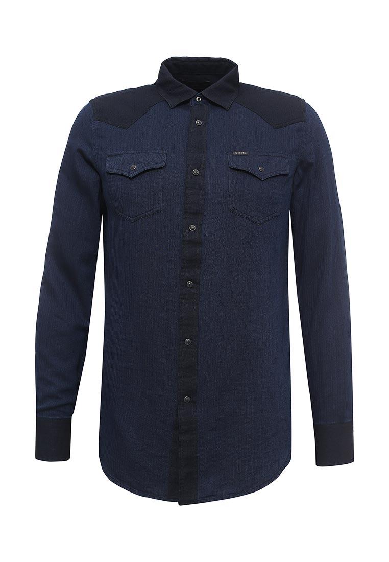 Рубашка с длинным рукавом Diesel (Дизель) 00SPFF.0QAKX
