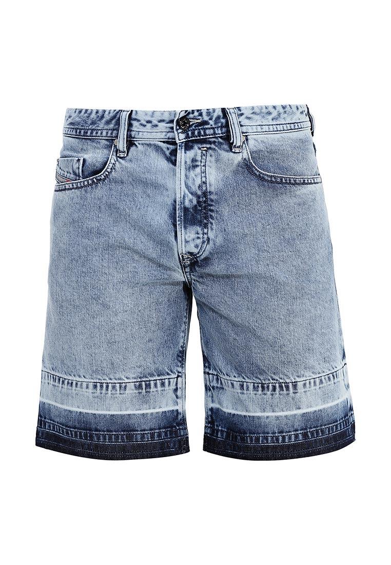 Мужские джинсовые шорты Diesel (Дизель) 00SQ3K.0852K