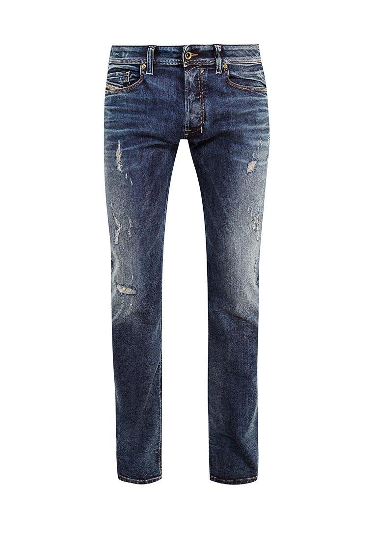 Зауженные джинсы Diesel (Дизель) 00C03F.0852G