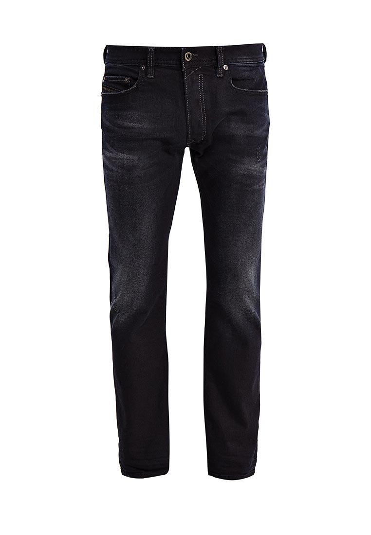 Мужские прямые джинсы Diesel (Дизель) 00C03F.0858J