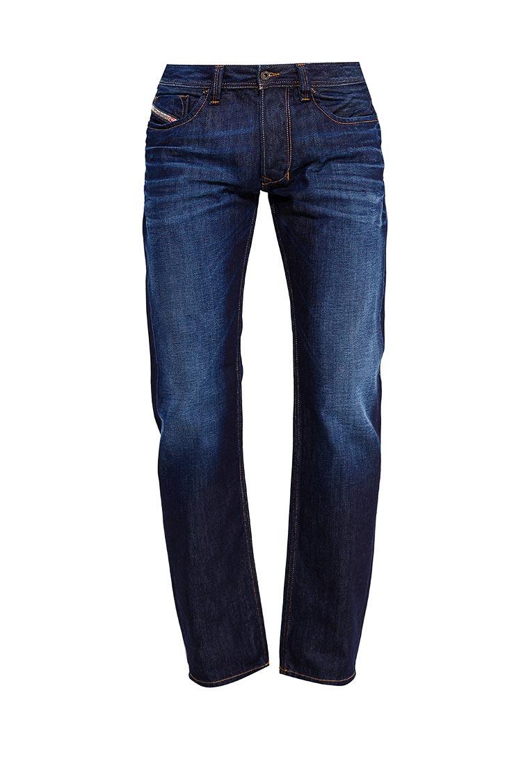 Мужские прямые джинсы Diesel (Дизель) 00C06Q.0073N