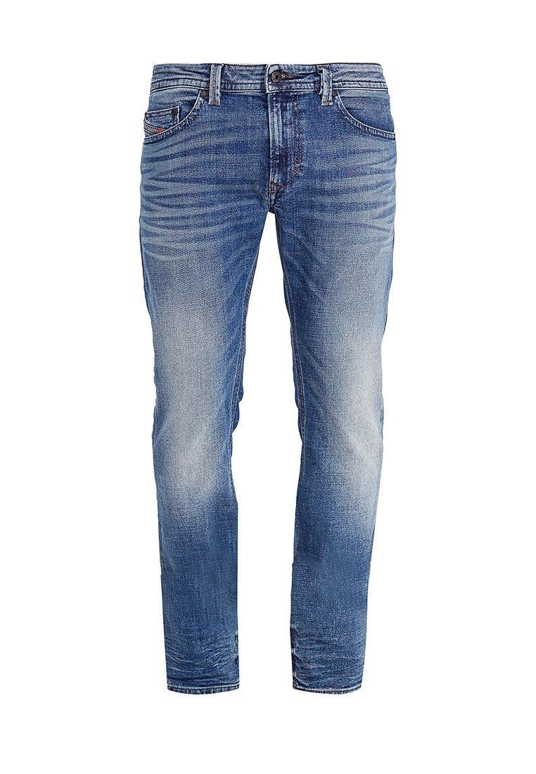 Мужские прямые джинсы Diesel (Дизель) 00CKS0.0857N