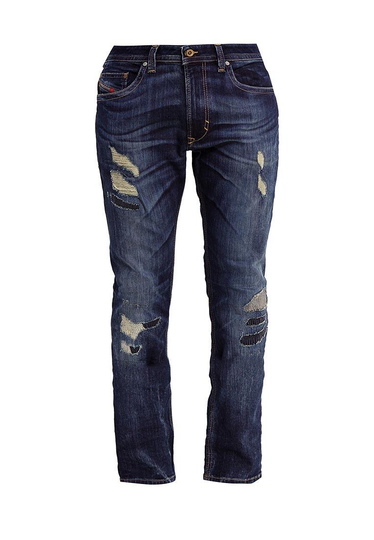 Мужские прямые джинсы Diesel (Дизель) 00CKS1.0854T