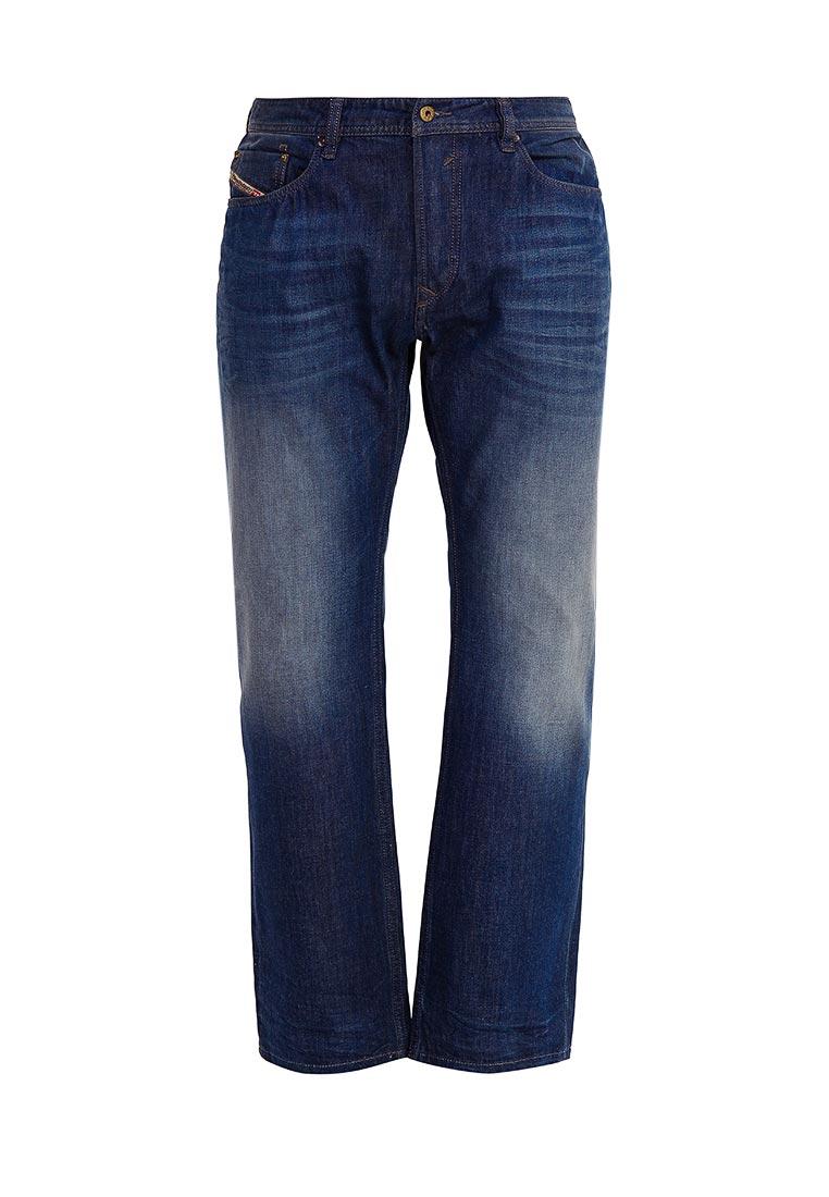 Мужские прямые джинсы Diesel (Дизель) 00S11A.0849B