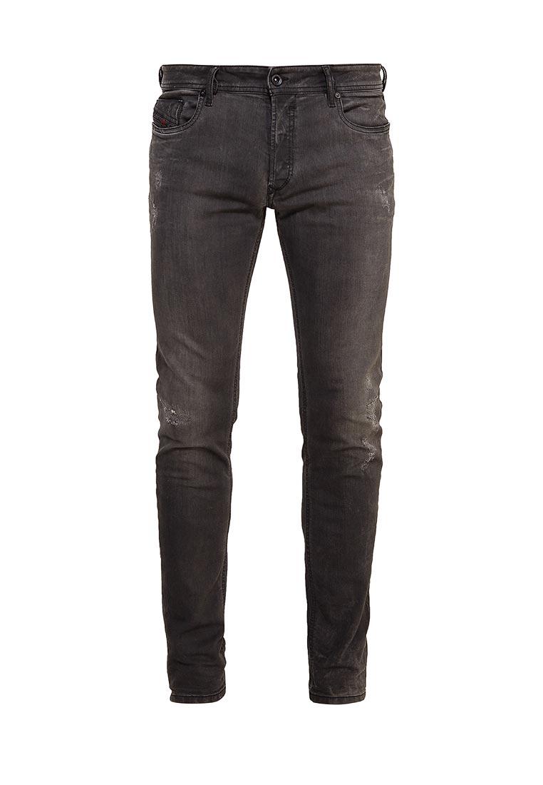 Зауженные джинсы Diesel (Дизель) 00S7VF.0676P