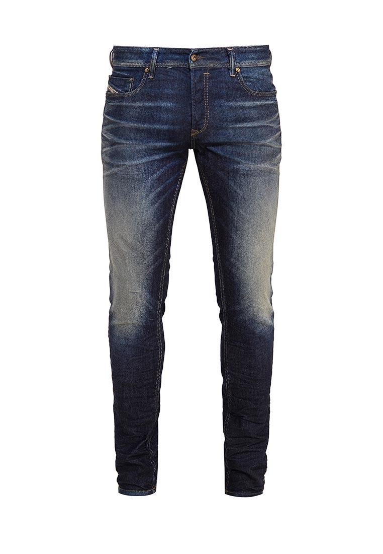 Зауженные джинсы Diesel (Дизель) 00S7VG.0827K