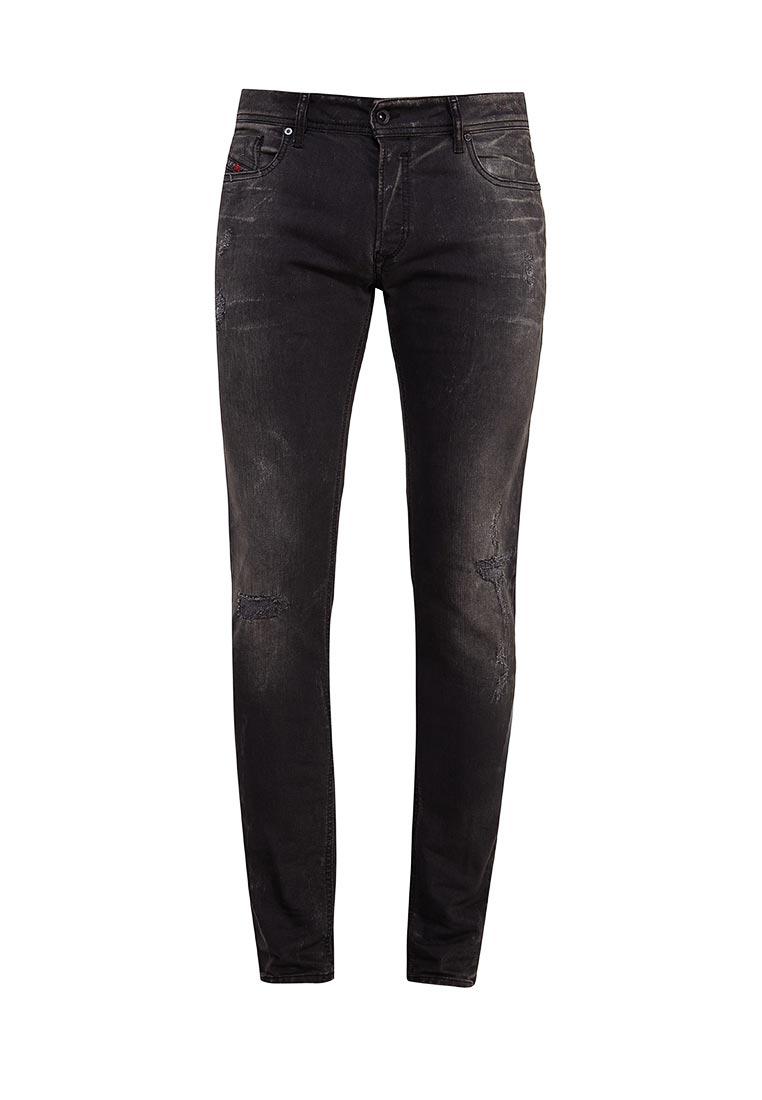 Зауженные джинсы Diesel (Дизель) 00S7VH.0676P