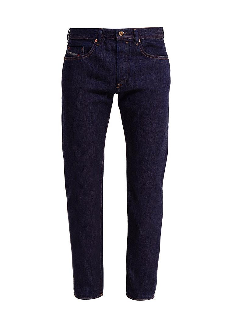 Мужские прямые джинсы Diesel (Дизель) 00SDHA.0076C