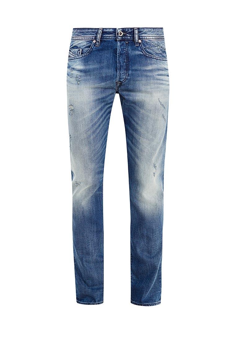 Зауженные джинсы Diesel (Дизель) 00SDHB.0857M