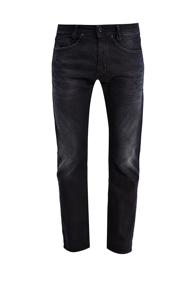 Мужские прямые джинсы Diesel (Дизель) 00SR60.0858J