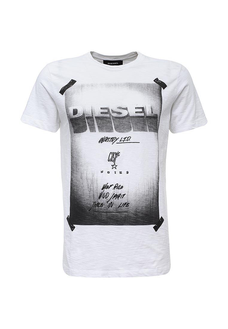 Футболка Diesel (Дизель) 00STEB.0TAMJ
